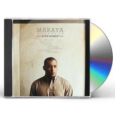 Makaya McCraven IN THE MOMENT CD