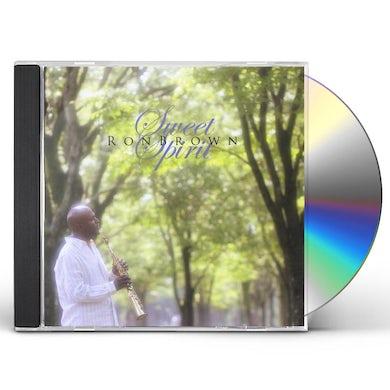 Ron Brown SWEET SPIRIT CD