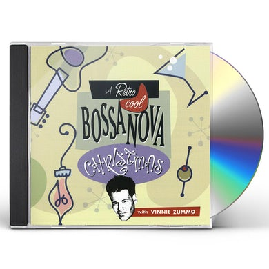 Vinnie Zummo RETRO COOL BOSSA NOVA CHRISTMAS CD