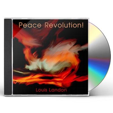Louis Landon PEACE REVOLUTION! CD