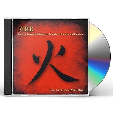 Yuval Ron FIRE CD