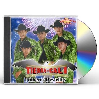 Tierra Cali PRIMEROS DESTELLOS CD