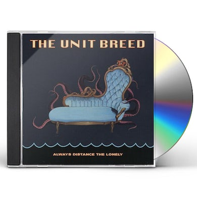 Unit Breed ALWAYS DISTANCE THE LONELY CD