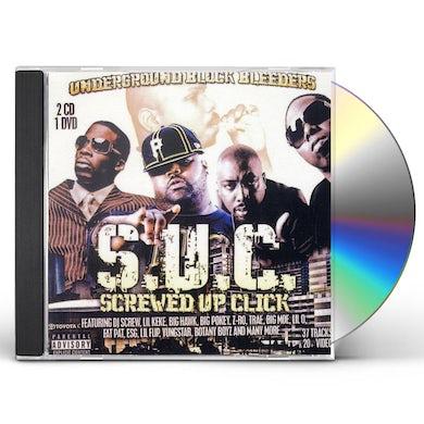 Screwed Up Click BLOCKBLEEDERS CD