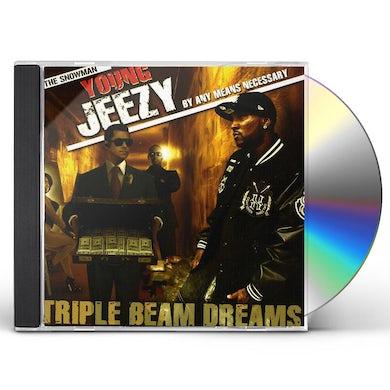 Jeezy TRIPLE BEAM DREAMS CD