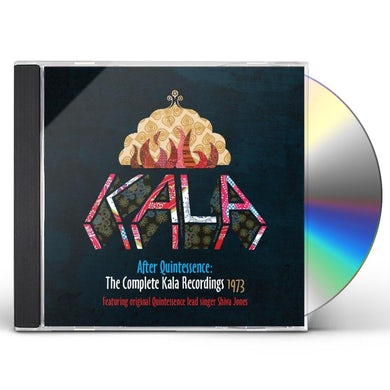AFTER QUINTESSENCE COMPLETE KALA RECORDINGS 1973 CD