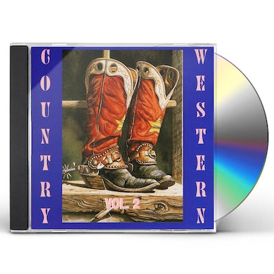 Country & Western VOLUME 2 CD