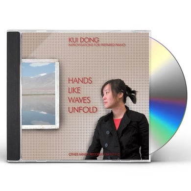 Dong HANDS LIKE WAVES UNFOLD CD