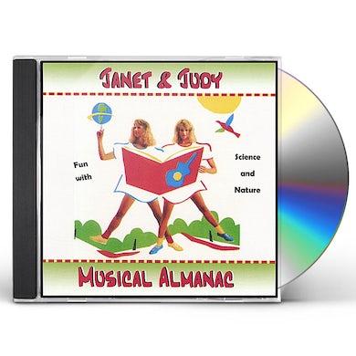 Janet & Judy MUSICAL ALMANAC CD