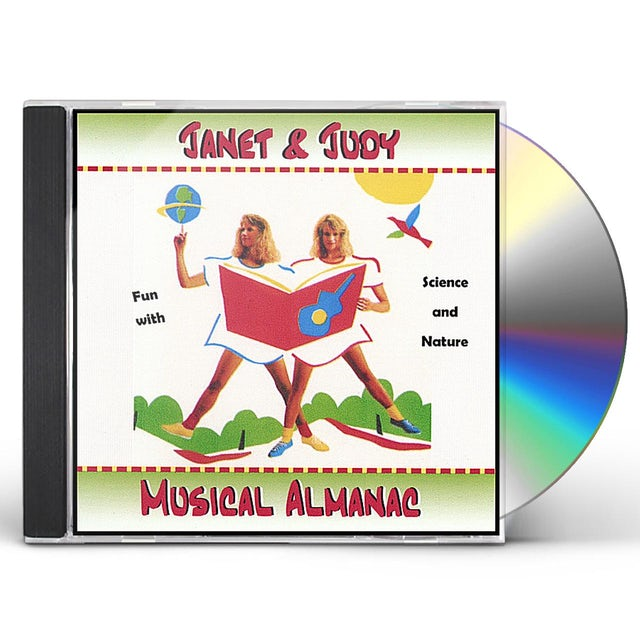 Janet & Judy MUSICAL ALMANAC CD