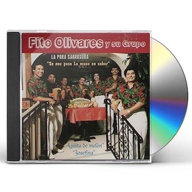 Fito Olivares AGUITA DE MELON CD