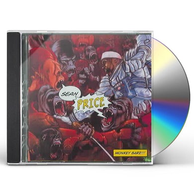 Sean Price MONKEY BARZ CD