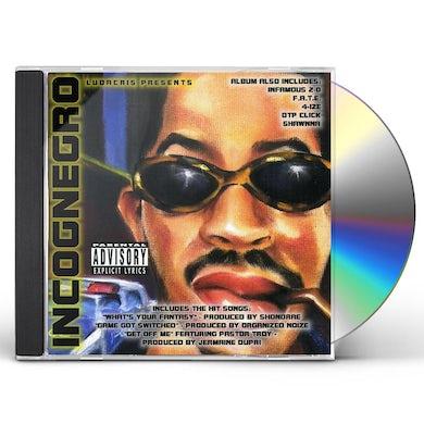 Ludacris  INCOGNEGRO CD