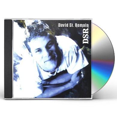 David St Romain DSR CD