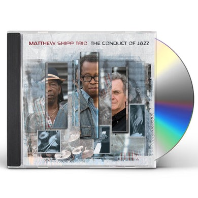 Matthew Shipp CONDUCT OF JAZZ CD