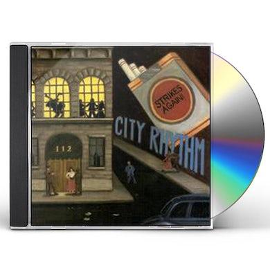 City Rhythm Orchestra CITY RHYTHM STRIKES AGAIN CD