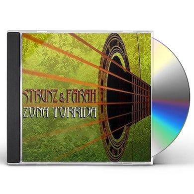 Strunz & Farah ZONA TORRIDA CD