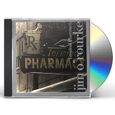 Jim O'Rourke TERMINAL PHARMACY CD