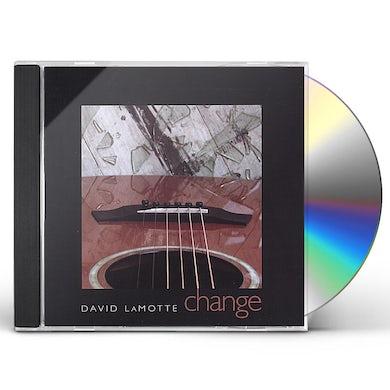 David LaMotte CHANGE CD