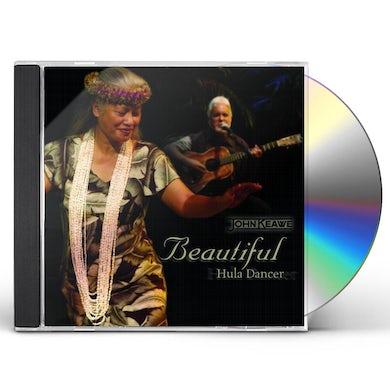 John Keawe BEAUTIFUL HULA DANCER CD