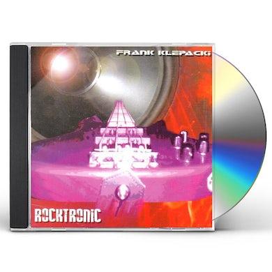 Frank Klepacki ROCKTRONIC CD