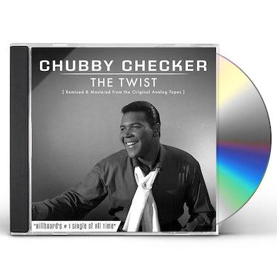 Chubby Checker TWIST EP CD