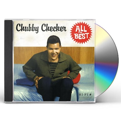Chubby Checker ALL THE BEST CD