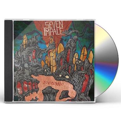 SEVEN IMPALE CONTRAPASSO CD