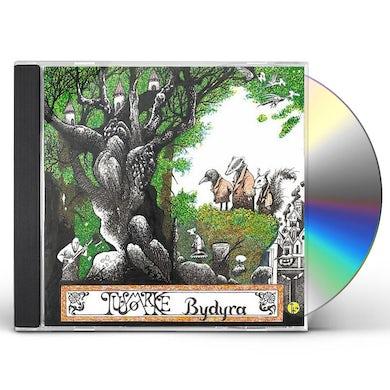 Tusmorke BYDYRA CD