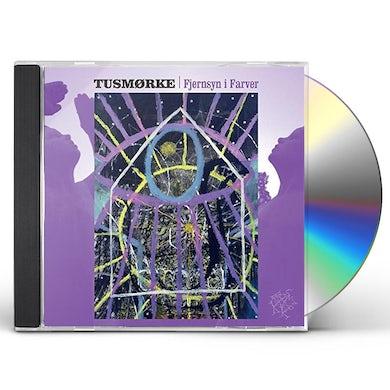 Tusmorke FJERNSYN I FARVER CD