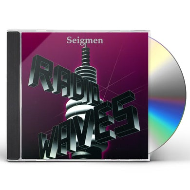 Seigmen RADIOWAVES CD