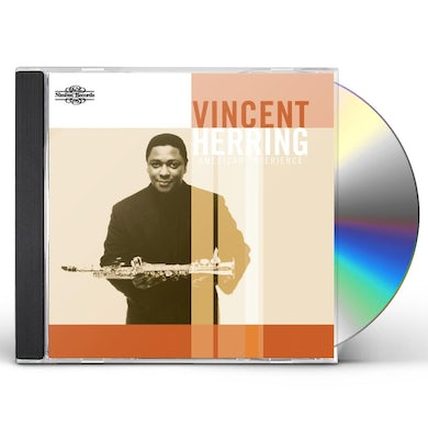 Vincent Herring AMERICAN EXPERIENCE CD