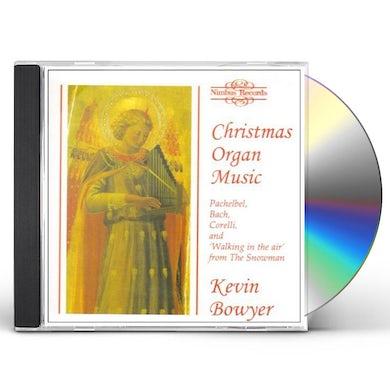 CHRISTMAS ORGAN MUSIC CD