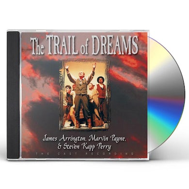Janice Kapp Perry TRAIL OF DREAMS CD