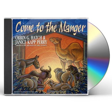Janice Kapp Perry COME TO THE MANGER CD