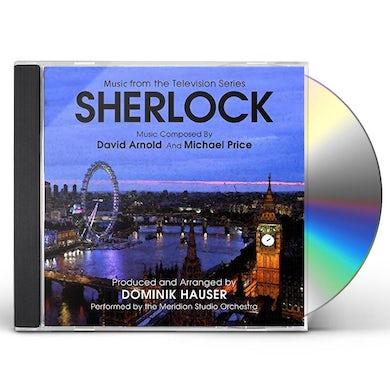 Dominik Hauser SHERLOCK: MUSIC FROM THE TELEVISION SERIES - Original Soundtrack CD