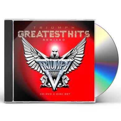 TRIUMPH: GREATEST HITS REMIXED CD