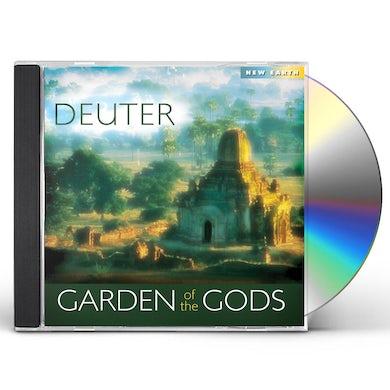 Deuter Garden Of The Gods CD