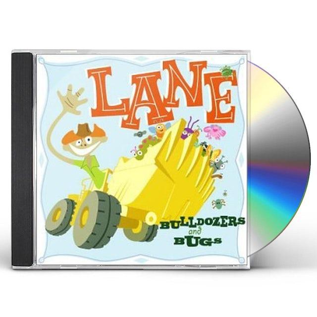 Lane BULLDOZERS & BUGS CD