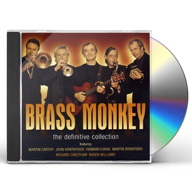 Brass Monkey DEFINITIVE COLLECTION CD
