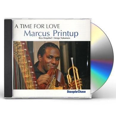 Marcus Printup TIME FOR LOVE CD