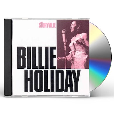 Billie Holiday MASTERS OF JAZZ CD