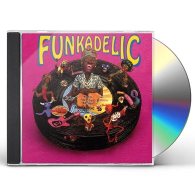 Funkadelic MUSIC FOR YOUR MAMA CD