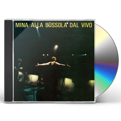 MINA ALLA BUSSOLA DAL VIVO CD
