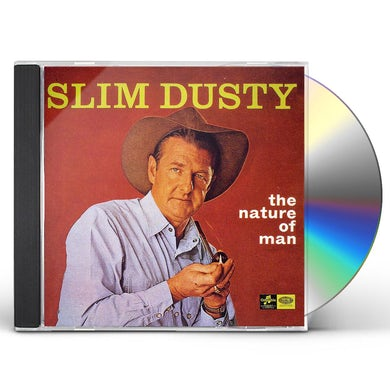 Slim Dusty NATURE OF MAN CD