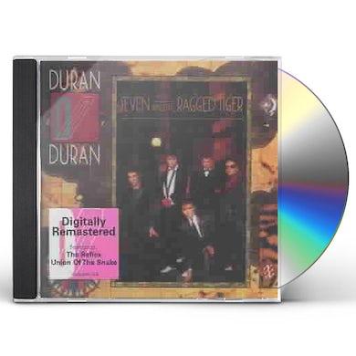 Duran Duran SEVEN & THE RAGGED TIGER CD