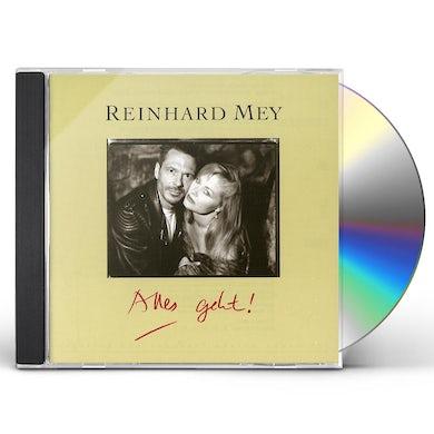 Reinhard Mey ALLES GEHT CD