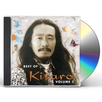 Kitaro BEST OF 2 CD