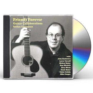 Stefan Grossman FRIENDS FOREVER GUITAR COLLABORATIONS CD