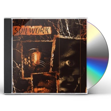 Soilwork PREDATOR'S PORTRAIT CD